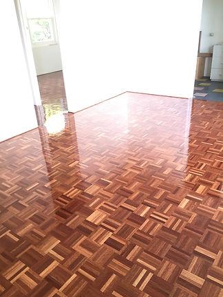 Limewash Floors