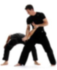 Técnica práctica de kote jutsu