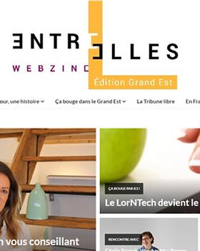 rédactreur webzine entre elles strasbourg entreprenariat feminin magazine engagé