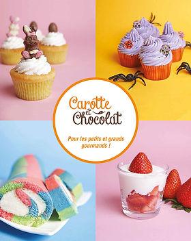 écriture recette culinaire magazine pour enfants carotte et chocolat la ligne rousse