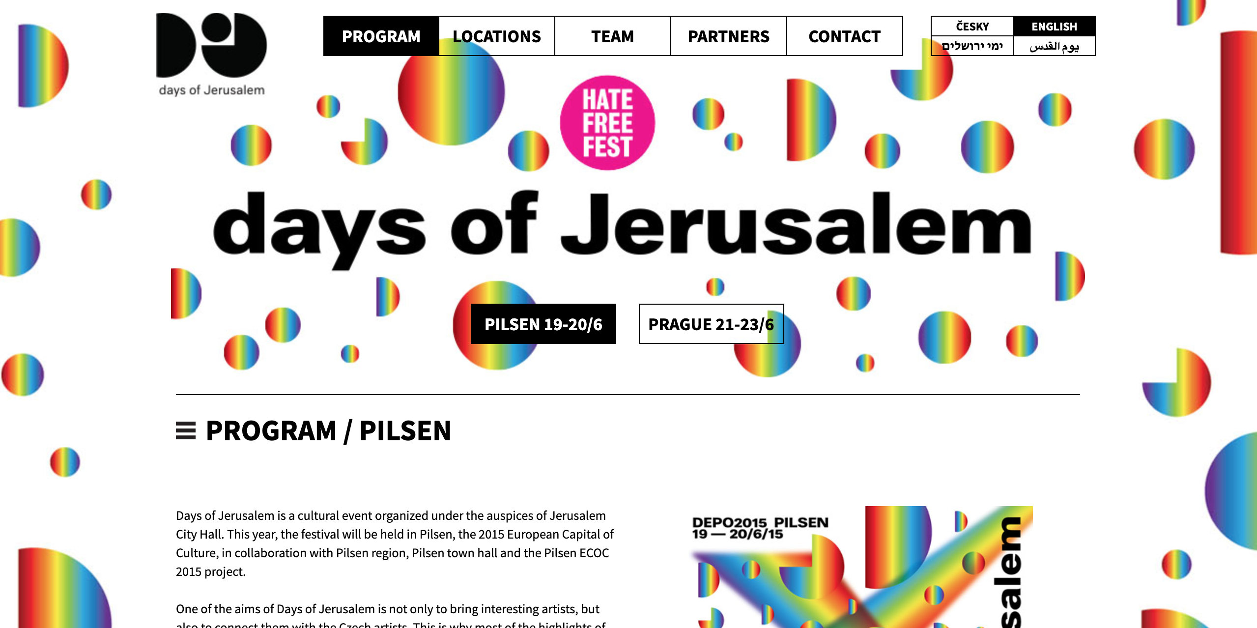 days of jerusalem-