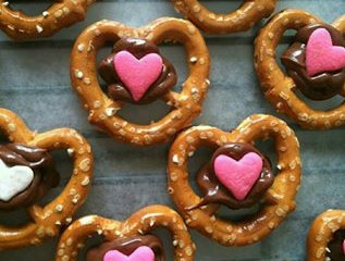Valentine's day - recette de cuisine