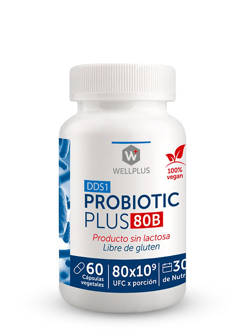PROBIOTIC PLUS 50B 60 cápsulas
