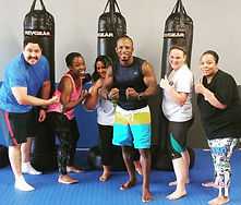 💪💪Great class this morning!!_#intensit