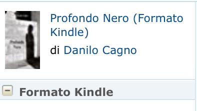 PROFONDO NERO ebook