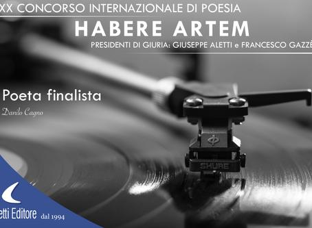 Melogno d'autunno 3° classificata al concorso HABERE ARTEM