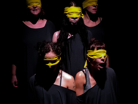 """Women of Soil"" - a play with Aris' original music- premiered at Versus Theater in Limassol"