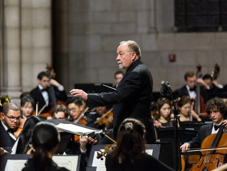 """""""Chiaroscuro"""" - Orchestral Premiere @ The Riverside Church (Pictures)"""
