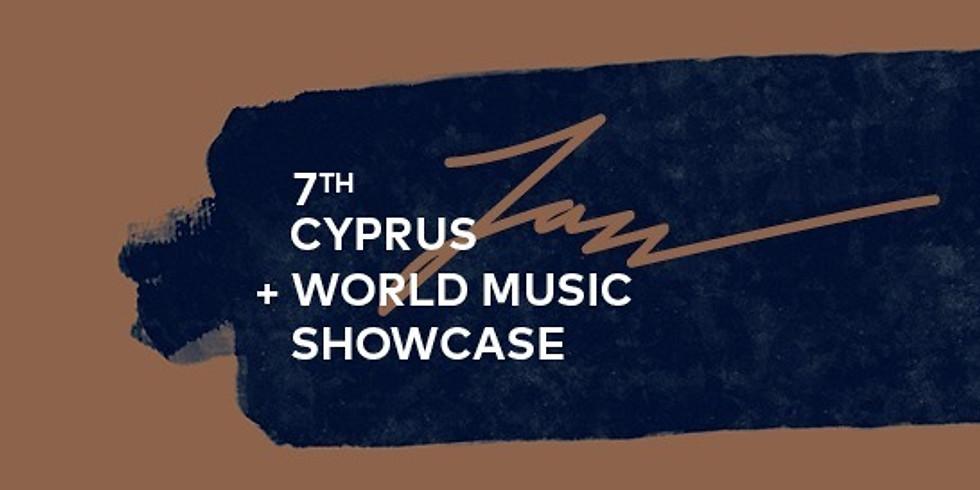 Limassol, CY: 7th Cyprus Jazz & World Music Showcase (STREAMED)
