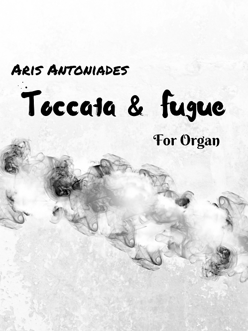 Toccata & Fugue for Organ