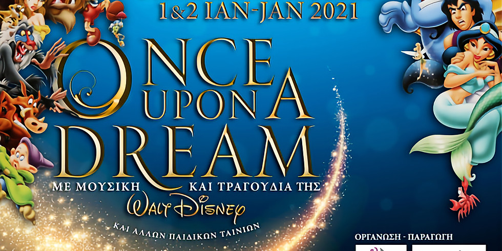 Limassol, CY: Once Upon A Dream