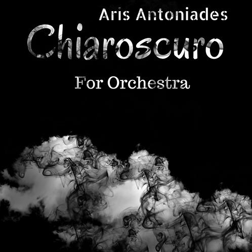 Chiaroscuro - for Orchestra (score and parts)