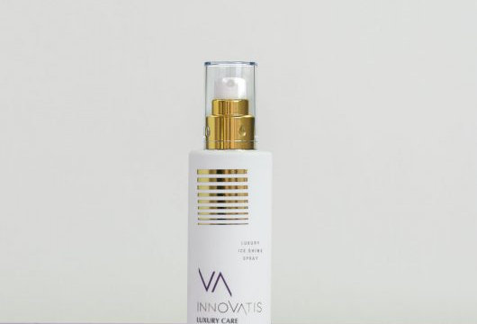 luxury ice shine spray