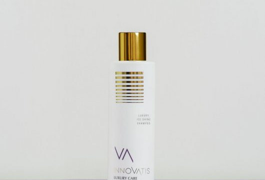 luxury ice shine shampoo
