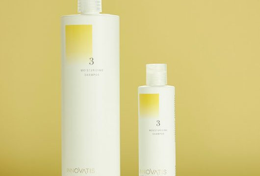 innovatis Nº 3 Mousturizing Shampoo 250ml / 1000ml