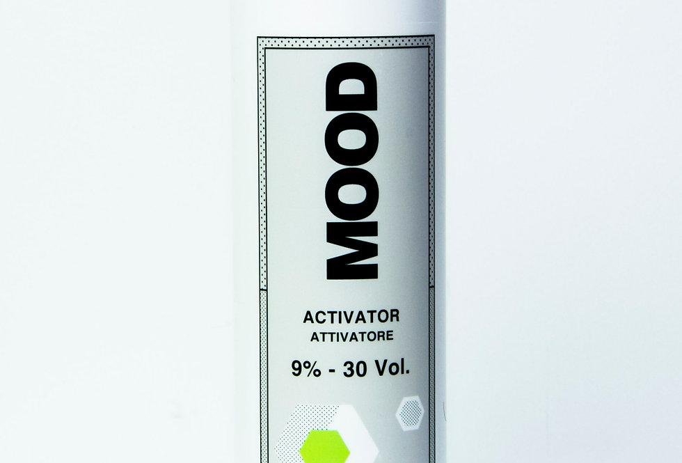 MOOD Activator waterstofperoxide 9% 30 Vol