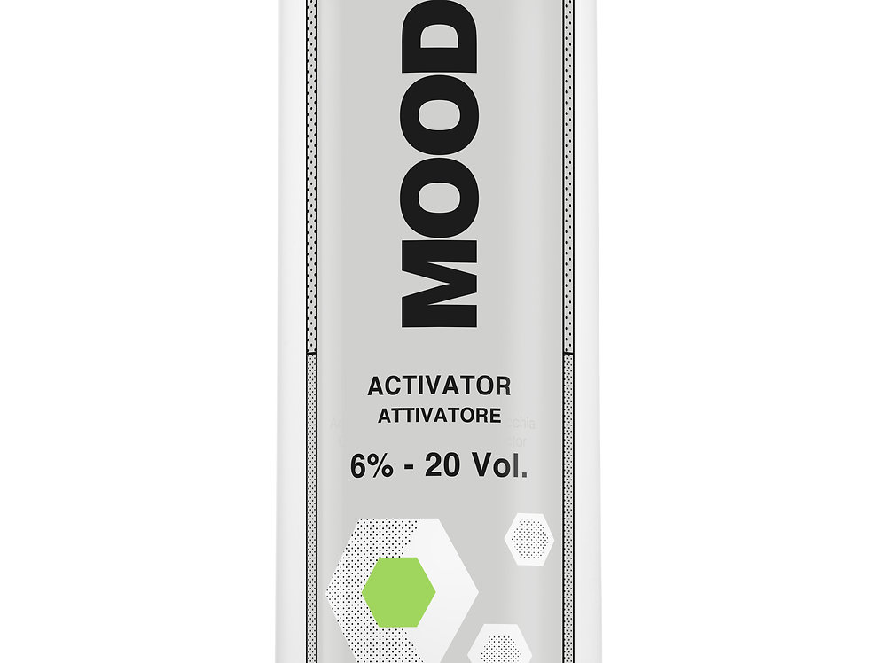 MOOD Activator waterstofperoxide 6% 20 Vol