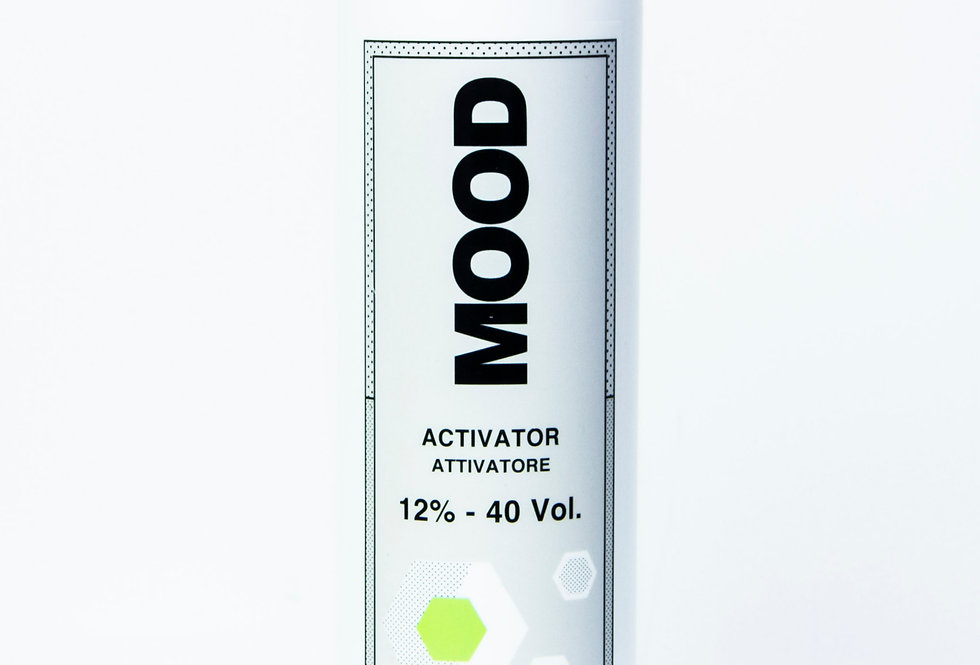 MOOD Activator waterstofperoxide 12% 40 Vol