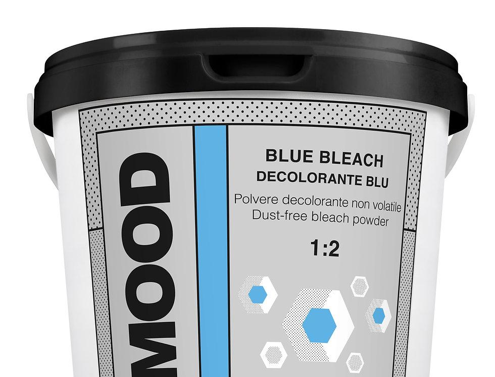 MOOD Blue Bleach