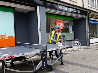 Ping Pong While you Wait ?