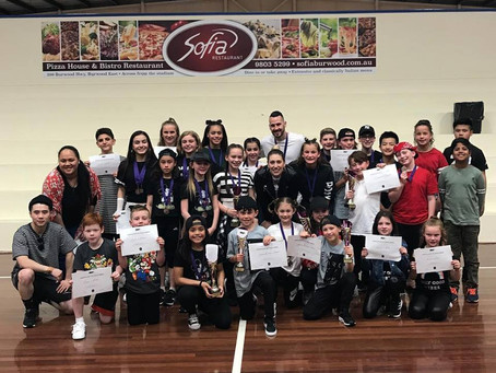 SDS Competition Results