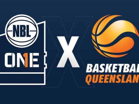 NBL1 QUEENSLAND BOUND