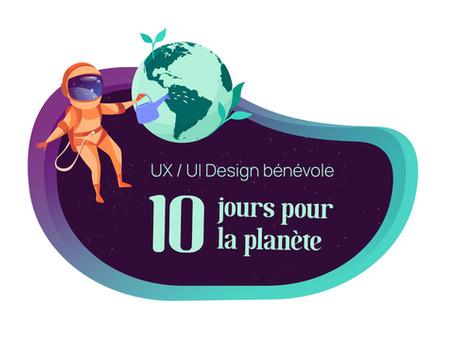 10 jours pour la planète