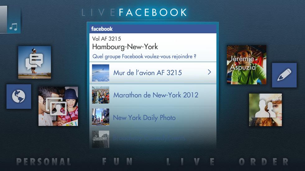 Facebook contextuel