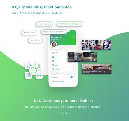 UX & Fonctionnalité