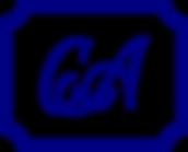 The Cushion Affair_Badge - Blue Outline