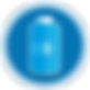 Social Icons - WF_Powder Container - 128