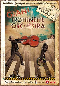 Affiche Giant trottinette Orchestra  201