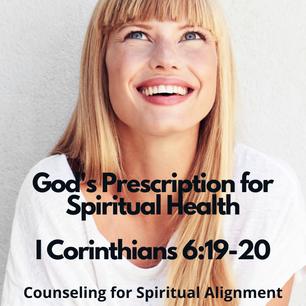 RYWN God's Prescription for Spiritual He