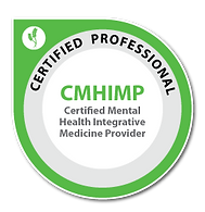 Logo Certified Mental Health Integrative
