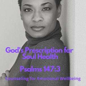 RYWN God's Prescription for Soul Health.
