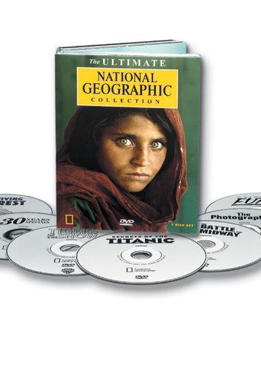 NGS Ultimate DVD Set