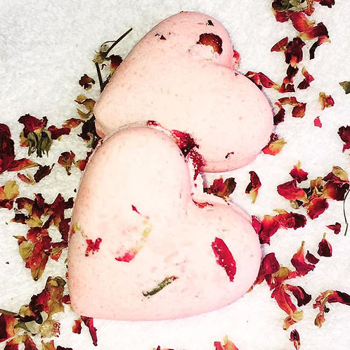 Sweetheart Bath Bombs