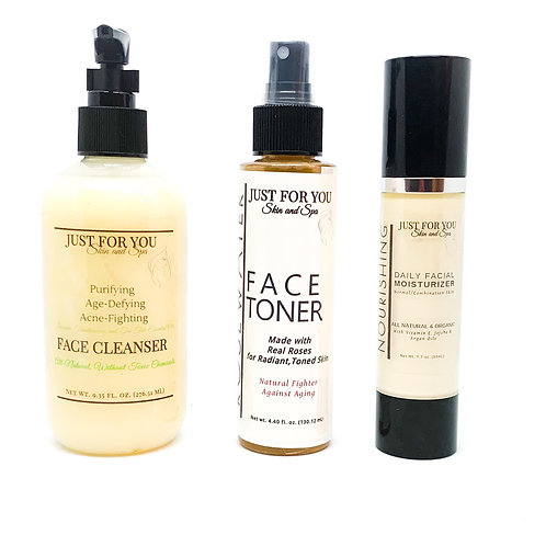 The Natural Facial Care Collection