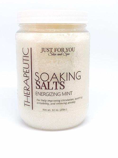 Energizing Mint