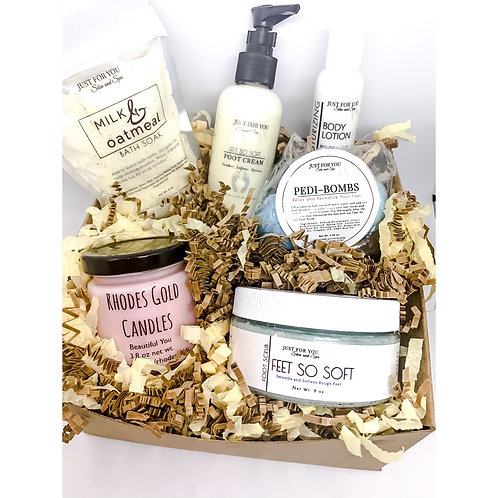 Just Relax Spa Gift Box