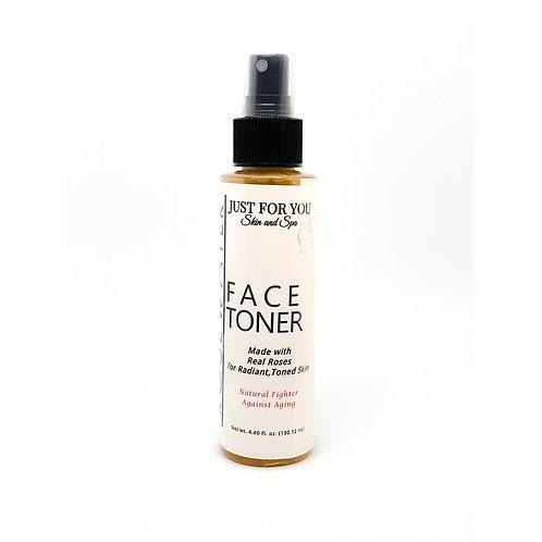 Rosewater Face Toner