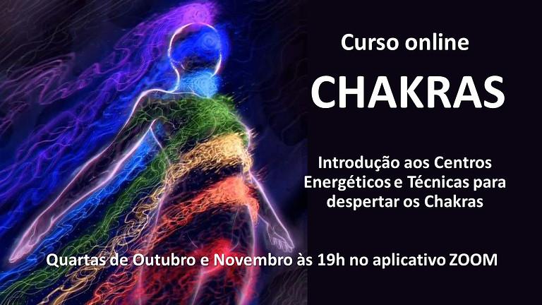 Curso de Chakras