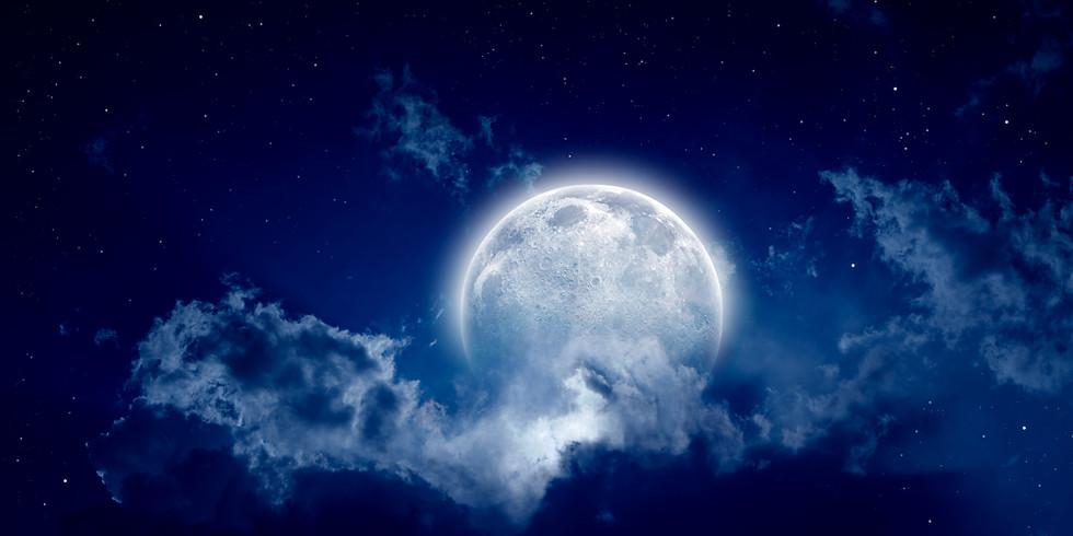 Meditação da Lua Cheia de Maio