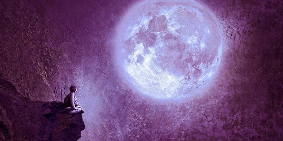 Meditação da Lua Cheia de Junho