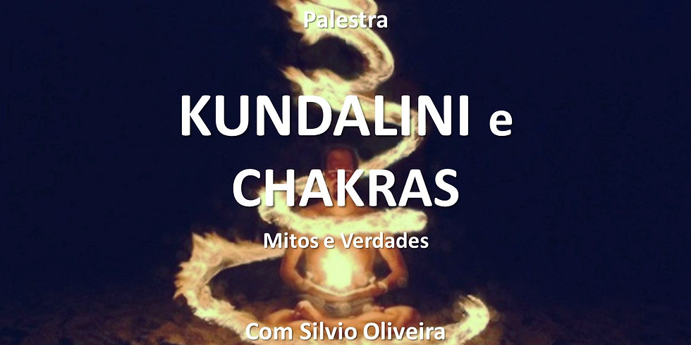 Palestra Energia Kundalini e Chakras
