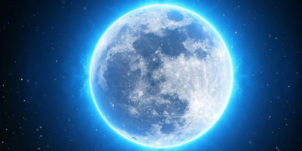 Meditação da Lua Cheia de Dezembro
