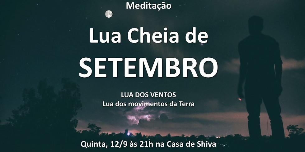 Meditação da Lua Cheia de Setembro