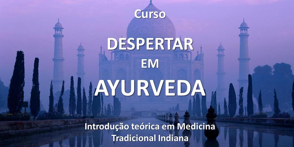 Curso Introdução ao Ayurveda