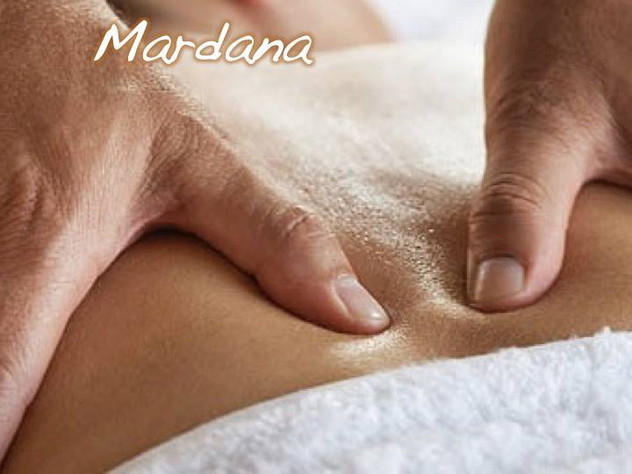 Massagem Indiana Mardana