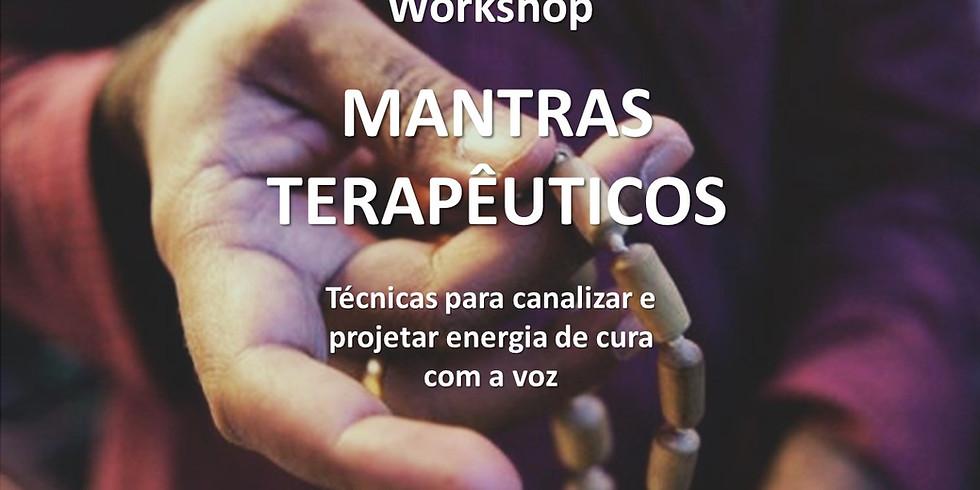 Workshop de Mantras
